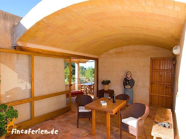 Formentera ferienhaus mit meerblick und internet f r 8 - Ferienhaus formentera mit pool ...