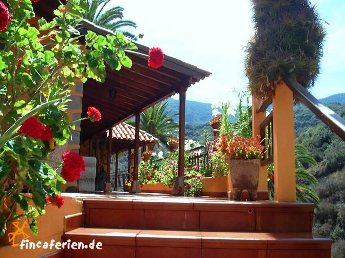 gomera gro es ferienhaus mit panoramablick wanderurlaub naturliebhaber vallehermoso. Black Bedroom Furniture Sets. Home Design Ideas