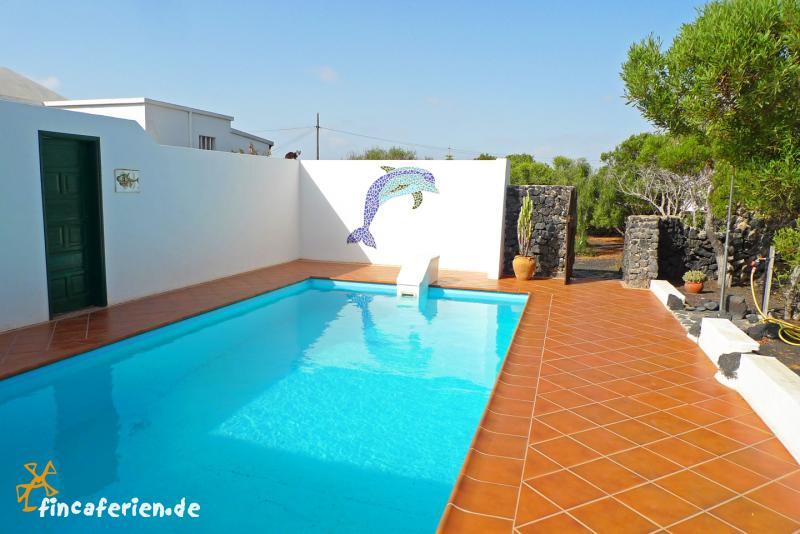 ferienhaus mit pool fur 4:
