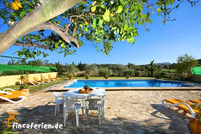 Mallorca gro es privates ferienhaus mit pool f r 12 - Formentera ferienhaus mit pool ...
