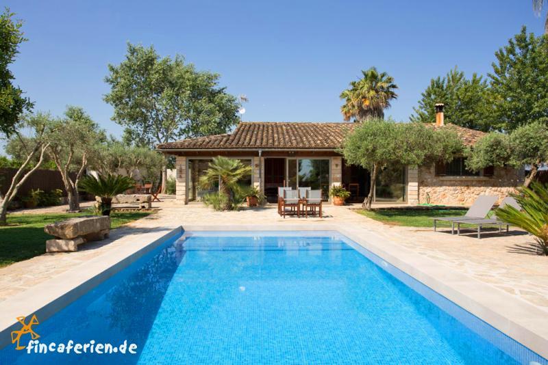 Mallorca Landhaus mit Pool und Garten für 5 Personen, Sa Pobla ...