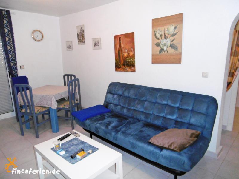 Costa Blanca Ferienwohnung mit Klimaanlage und Dachterrasse ...
