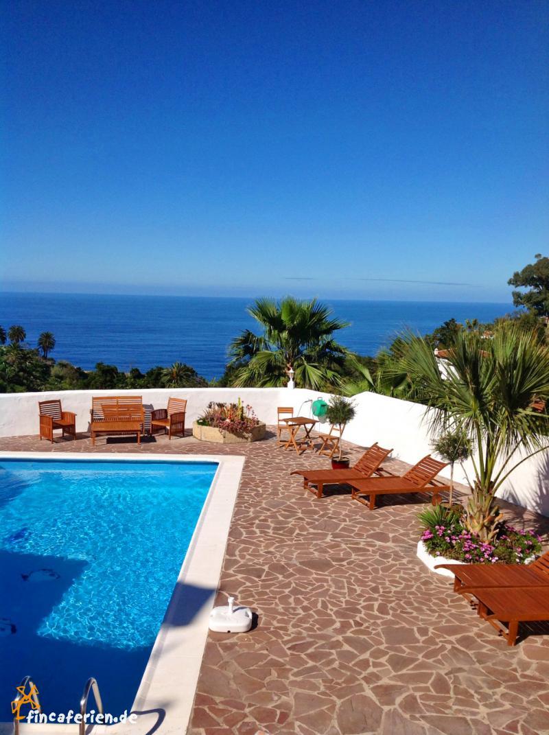 Teneriffa kleines ferienhaus mit pool nahe los realejos fincaferien finca - Formentera ferienhaus mit pool ...