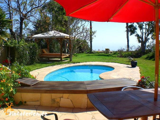 Ferienhaus mit pool und w lan guia de isora teneriffa - Formentera ferienhaus mit pool ...