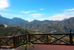 Finca bei Tejeda - Wanderurlaub Gran Canaria (Nr. 0931)