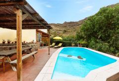Gran Canaria Urlaub - Ferienhaus mit Pool (Nr. 0933)