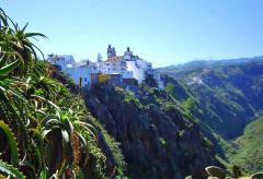 Gran Canaria Ferienhaus in Moya (Nr. 0948)
