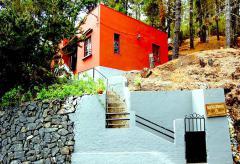 Gemütliches Landhaus mit Panoramablick - La Gomera Nord (Nr. 2007)
