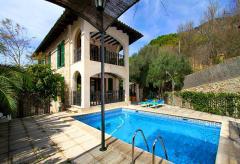 Ferienhaus mit Pool und Klimaanlage in Valldemossa (Nr. 0497)