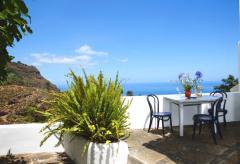 Ferienwohnung mit Meerblick bei Los Realejos (Nr. 0734.1)
