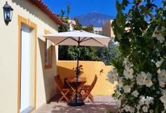 Kleines Ferienhaus mit Pool in Icod de los Vinos (Nr. 0742)
