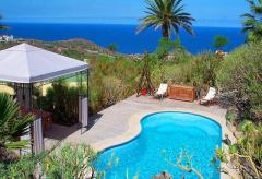playa de las americas strandnahes ferienhaus teneriffa. Black Bedroom Furniture Sets. Home Design Ideas