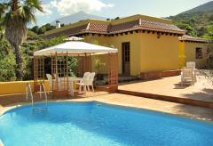 Teneriffa komfortables Ferienhaus mit beheizbarem Pool  (Nr. 0757)