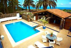 Ferienhaus mit Meerblick bei Icod de los Vinos (Nr. 0768)