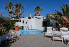 Ferienhaus auf Teneriffa - strandnah und mit Pool (Nr. 7715)