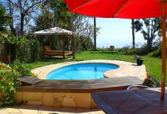 Ferienhaus mit Pool und Internet bei Guia de Isora (Nr. 7724)