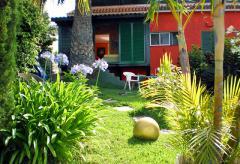 Ferienwohnung mit Klimaanlage und Garten - La Orotava (Nr. 0782)