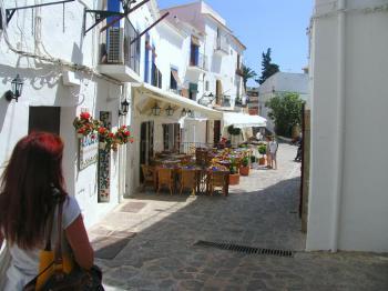 Dalt Villa - Altstadt von Eivissa