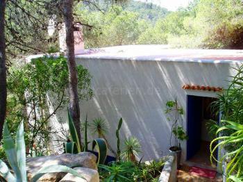 Ibiza - Ferienhaus in Meernähe