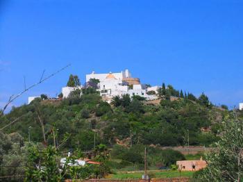 Wehrkirche von Santa Eulalia