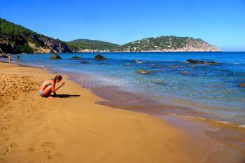 Strand Aqua Blanca