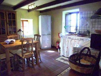 Küche und Essplatz