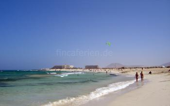 Strand von Corralejo