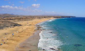 Strand El Cotillo - Westküste