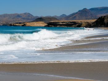 Sandstrand - Playa de La Pared