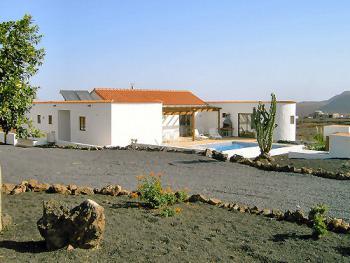 Villa Fuerteventura mit Meerblick
