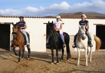 Reiten auf Fuerteventura