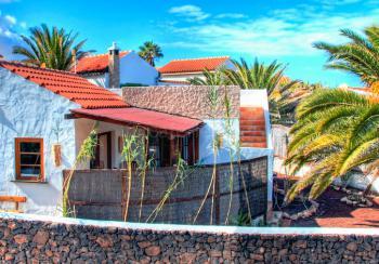 Ferienhaus in La Pared