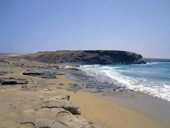 Bucht von La Pared