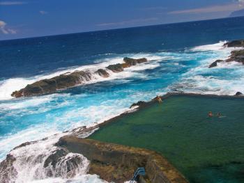 Meerwasserschwimmbäder