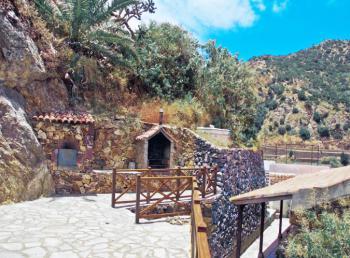 Ferienhaus nahe Vallehermoso mit Internet