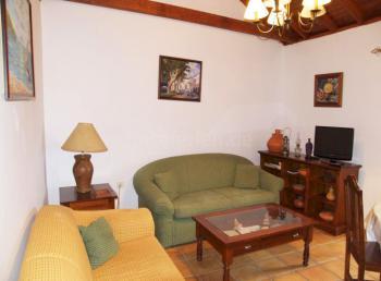 Wohnzimmer mit Internet W-LAN