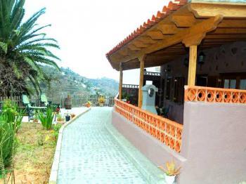 Ferienhaus in Las Rosas