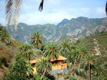 Großes Ferienhaus mit Panoramablick
