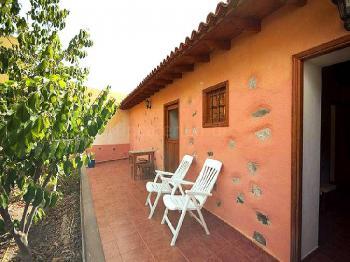 Ferienhaus für 2-3 Personen in Hermigua