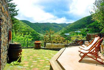 Urlaub Gomera - Finca mit Panoramablick