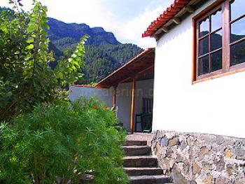 Apartment für Wanderer - La Gomera