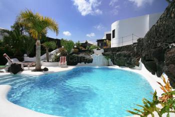 Villa für 6 Personen mit Pool