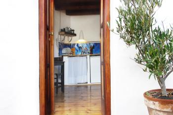 Eingangsbereich - Studio in Uga