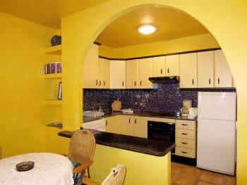 Küche Apartment Cana