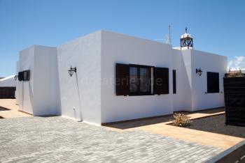 Ferienhaus mit Pool in El Islote