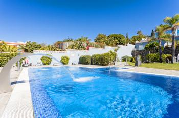 La Palma Ferienanlage mit beheiztem Pool