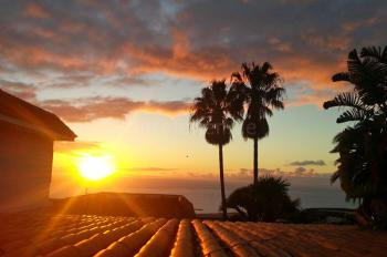 Sonnenuntergänge auf La Palma genießen