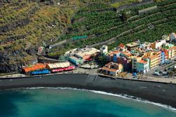 Strand Puerto de Tazacorte