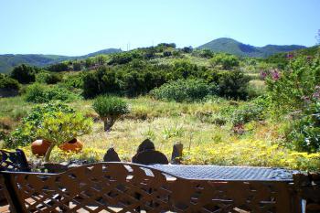 Ruhe und Panoramablick genießen