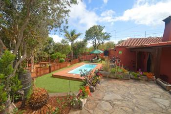 Landhaus mit Pool bei Puntagorda